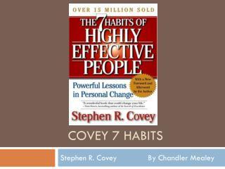 Covey 7 Habits