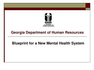 Georgia Department of Human Resources