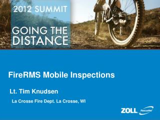 FireRMS Mobile Inspections
