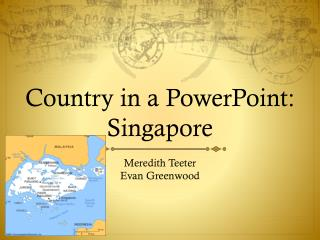 Country in a PowerPoint: Singapore