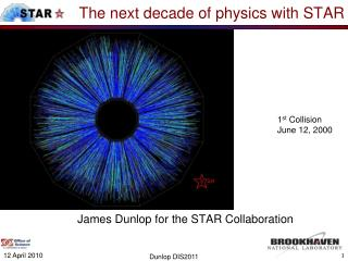The next decade of physics with STAR