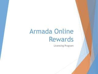 Armada Online Rewards