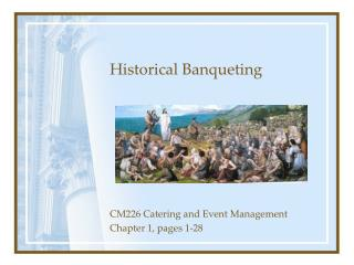 Historical Banqueting
