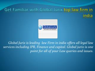 Doing Business in India with the Help of Global Jurix