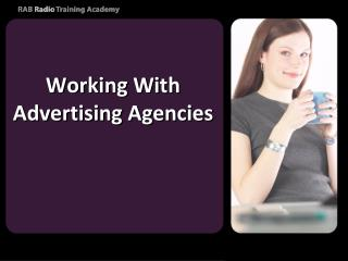 Working With Advertising Agencies