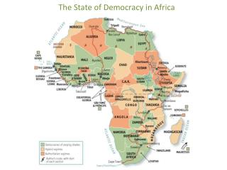 The State of Democracy in Africa