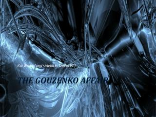 The Gouzenko Affair