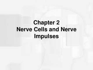Chapter 2 Nerve Cells and Nerve Impulses