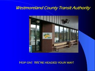 Westmoreland County Transit Authority