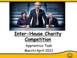 Inter-House Charity Competition