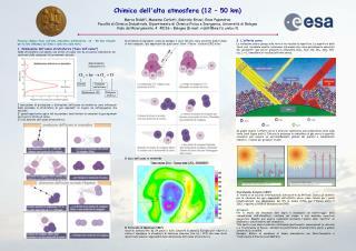 Chimica dell'alta atmosfera (12 – 50 km)