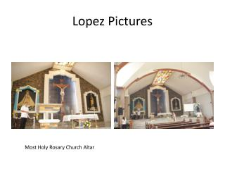 Lopez Pictures