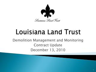 Louisiana Land Trust