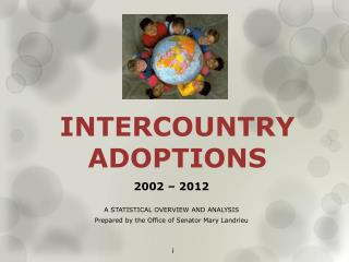 INTERCOUNTRY ADOPTIONS