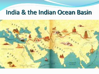 India & the Indian Ocean Basin