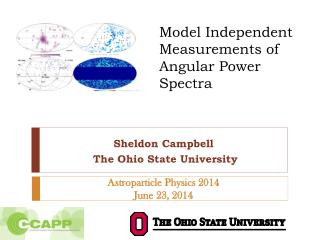 Model Independent Measurements of Angular Power Spectra