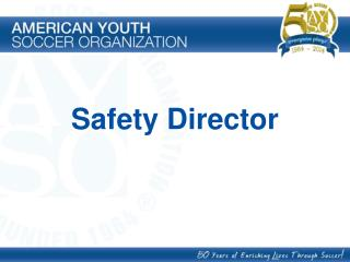 Safety Director