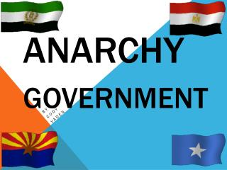 Anarchy government