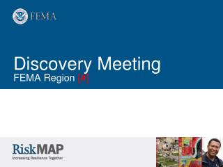 Discovery Meeting FEMA Region  [#]