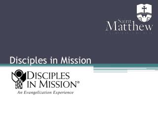 Disciples in Mission