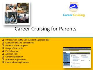 Career Cruising for Parents