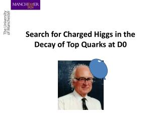 Search for Charged Higgs in the Decay of Top Quarks at D0