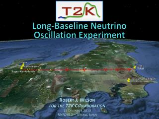 Long-Baseline Neutrino Oscillation Experiment