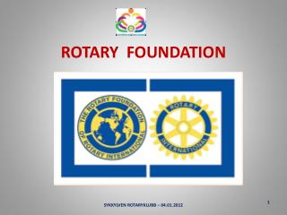 ROTARY  FOUNDATION
