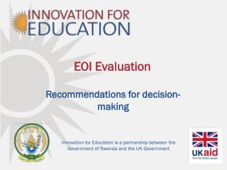 EOI Evaluation