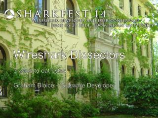 Wireshark Dissectors