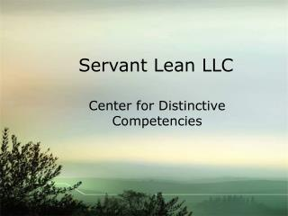 Servant Lean LLC