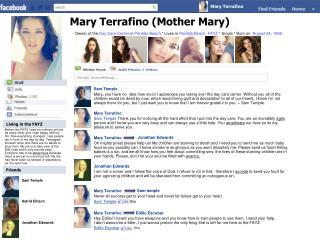 Mary Terrafino (Mother Mary)