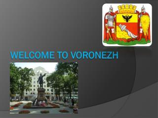 Welcome to voronezh