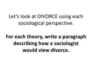 Social Conflict (Macro)