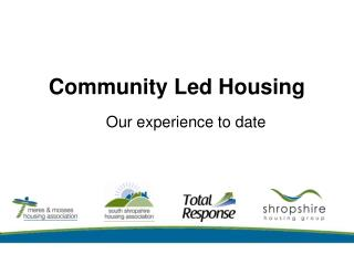 Community Led Housing