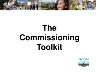 The Commissioning Toolkit