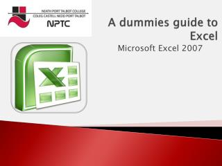 A dummies guide to Excel