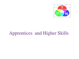 Apprentices  and Higher Skills