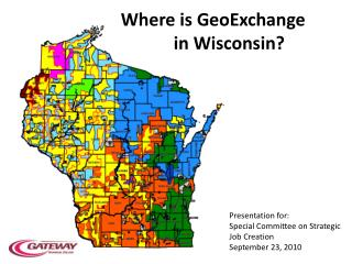 Where is GeoExchange              in Wisconsin?