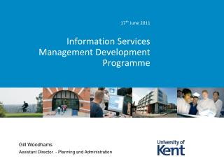 Information Services Management Development Programme