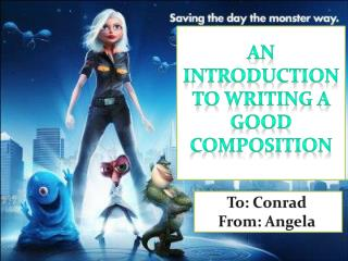 An Introduction to writing a good composition