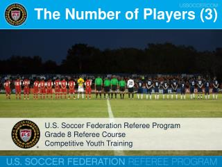 The Number  of Players (3)