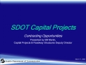 SDOT Capital Projects