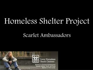 Homeless Shelter Project