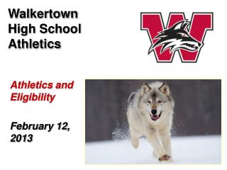 Walkertown High School Athletics