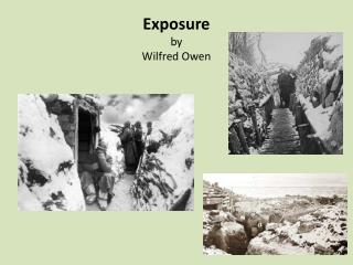Exposure by  Wilfred Owen