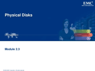 What is  Disk Structure