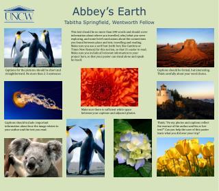 Abbey's Earth