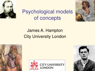 Psychological models of concepts