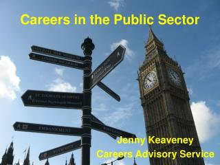 Careers in the Public Sector